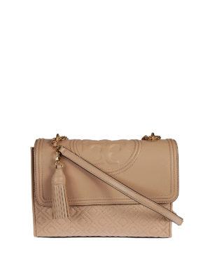 Tory Burch: shoulder bags - Fleming bag