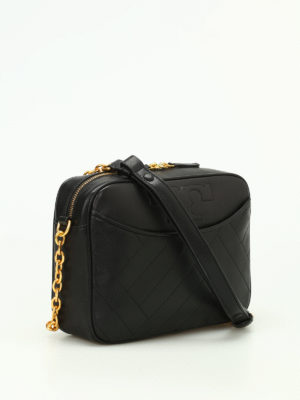 Tory Burch: shoulder bags online - Alexa quilted leather bag