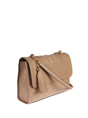 Tory Burch: shoulder bags online - Fleming bag