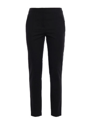Tory Burch: Tailored & Formal trousers - Vanner cigarette trousers