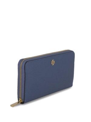 Tory Burch: wallets & purses online - Robinson continental wallet
