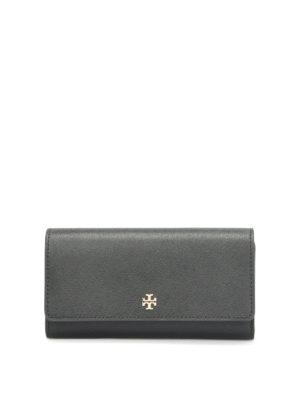 Tory Burch: wallets & purses - Robinson continental wallet