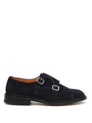 Tricker's: classic shoes - Rufus double buckle monk strap