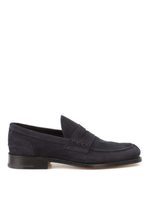 Tricker's: Loafers & Slippers - Jake suede loafers