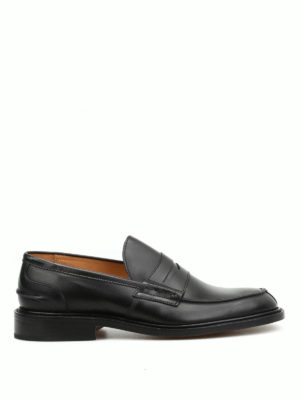 Tricker's: Loafers & Slippers - Leather James loafers