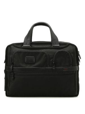 Tumi: laptop bags & briefcases - Alpha 2 expandable laptop briefcase