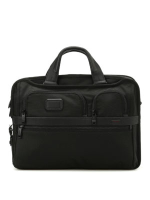 Tumi: laptop bags & briefcases - Alpha 2 T-Pass laptop briefcase