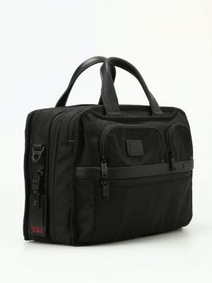 Tumi: laptop bags & briefcases online - Alpha 2 expandable laptop briefcase