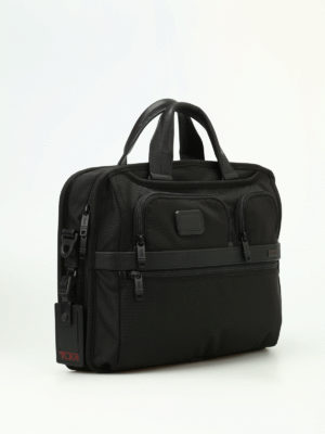 Tumi: laptop bags & briefcases online - Alpha 2 T-Pass laptop briefcase