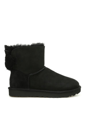 Ugg: ankle boots - Arielle bow ankle boots