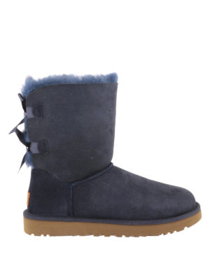 Ugg: ankle boots - Bailey Bow II ankle boots