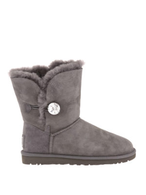 Ugg: ankle boots - Bailey Button Bling booties