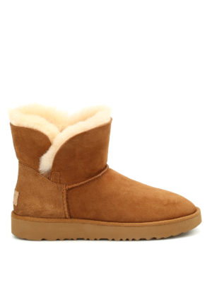 Ugg: ankle boots - Classic Cuff Mini