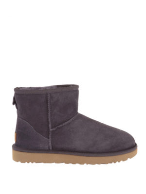 Ugg: ankle boots - Classic Mini II ankle boots
