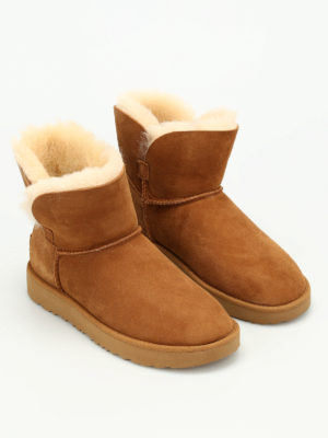 Ugg: ankle boots online - Classic Cuff Mini