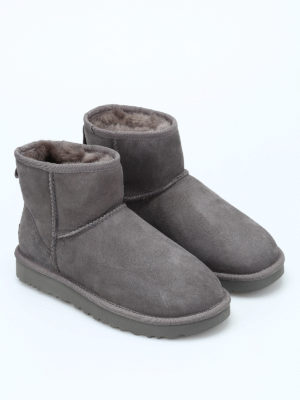 Ugg: ankle boots online - Classic Mini II ankle boots