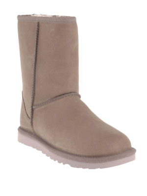 Ugg: ankle boots online - Classic Short Leather booties