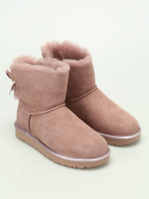 Ugg: ankle boots online - Mini Bailey Bow II ankle boots