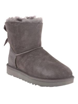 Ugg: ankle boots online - Mini Bailey Bow II booties