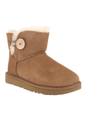 Ugg: ankle boots online - Mini Bailey Button II booties