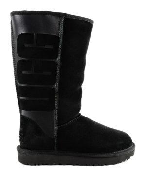 UGG: stivali - Stivali Classic Tall con logo