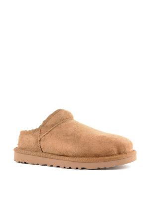 UGG: Mocassini e slippers online - Pantofole Classic Slipper chestnut
