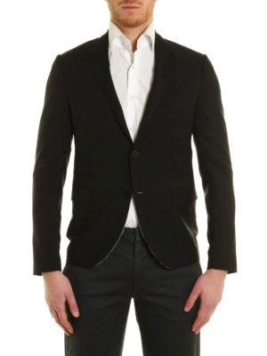Valentino: blazers online - Wool and mohair blazer