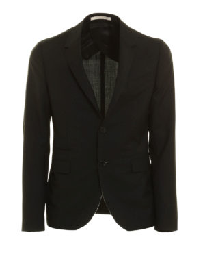 Valentino: blazers - Wool and mohair blazer