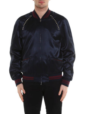 Valentino: bombers online - 14. Rockstud Untitled bomber