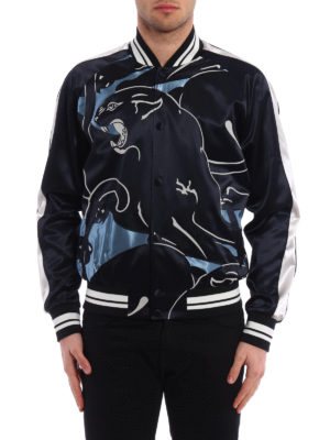 Valentino: bombers online - Souvenir Panther bomber jacket