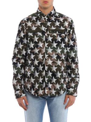 Valentino: casual jackets online - Reversible Camustars jacket