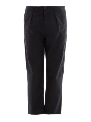 Valentino: casual trousers - Cargo crop trousers
