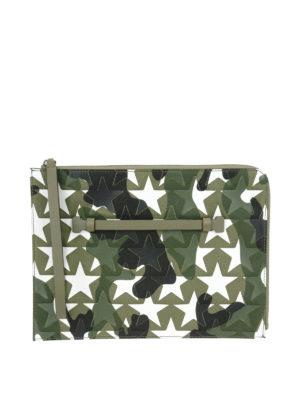 Valentino: clutches - Camustars pouch