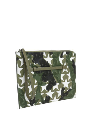 Valentino: clutches online - Camustars pouch