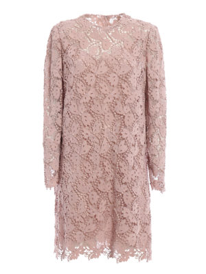 Valentino: cocktail dresses - Lace dress