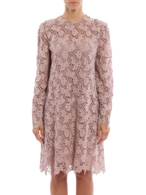 Valentino: cocktail dresses online - Lace dress