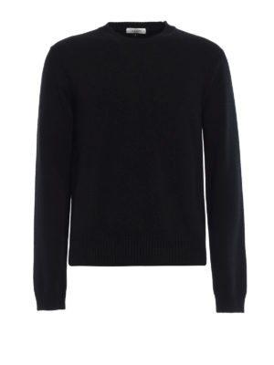 Valentino: crew necks - Cashmere crew neck sweater