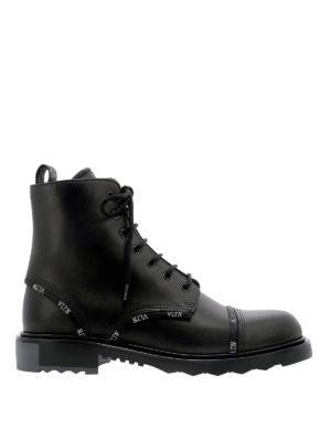 VALENTINO GARAVANI: ankle boots - Vltn combat boots