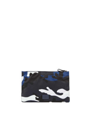 Valentino Garavani: Cases & Covers - Camouflage beauty case