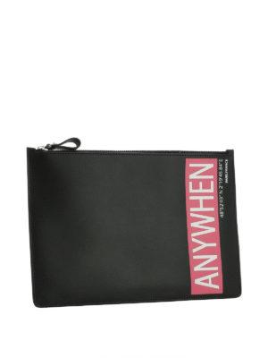 Valentino Garavani: clutches online - Coordinates clutch