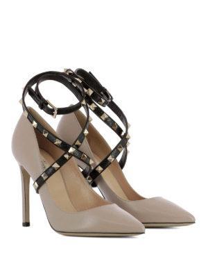 Valentino Garavani: court shoes online - Studwrap court shoes