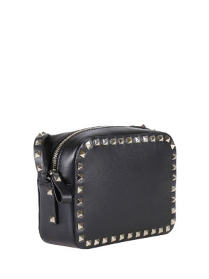 Valentino Garavani: cross body bags online - Rockstud crossbody bag