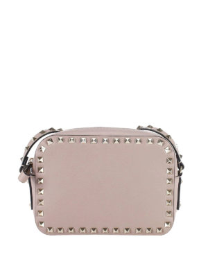 Valentino Garavani: cross body bags - Rockstud crossbody bag