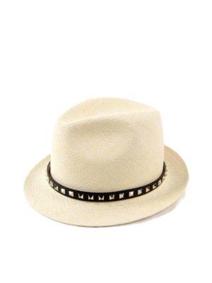 Valentino Garavani: hats & caps online - Rockstud hat