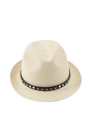 Valentino Garavani: hats & caps - Rockstud hat