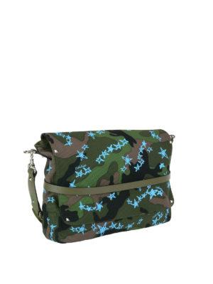 VALENTINO GARAVANI: borse a tracolla online - Borsa Zandra Stars camouflage