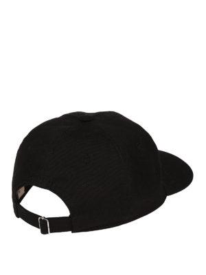 VALENTINO GARAVANI: cappelli online - Cappellino con logo a contrasto
