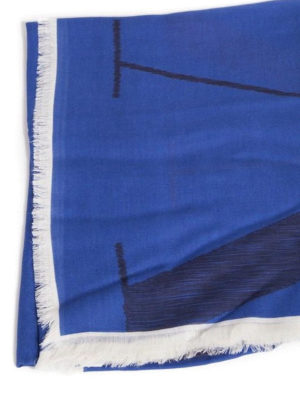 VALENTINO GARAVANI: sciarpe e foulard online - Sciarpa in misto cashmere VLTN