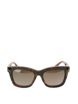 VALENTINO GARAVANI: occhiali da sole online - Occhiali da sole Rockstud