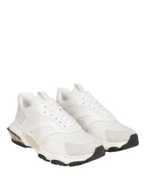 VALENTINO GARAVANI: sneakers online - Sneaker Bounce in pelle